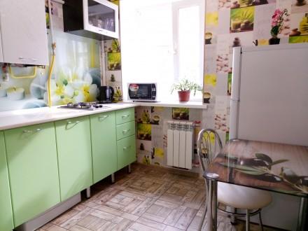 СВОБОДНА Сегодня Посуточная квартира, цена на выходные—450грн,будни 400грн  Уют. Черемушки, Одесса, Одесская область. фото 8