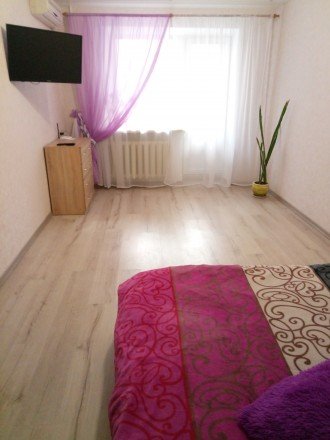СВОБОДНА Сегодня Посуточная квартира, цена на выходные—450грн,будни 400грн  Уют. Черемушки, Одесса, Одесская область. фото 3