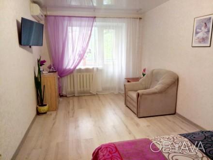 СВОБОДНА Сегодня Посуточная квартира, цена на выходные—450грн,будни 400грн  Уют. Черемушки, Одесса, Одесская область. фото 1