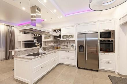 Белая кухня прованс. Днепр. фото 1