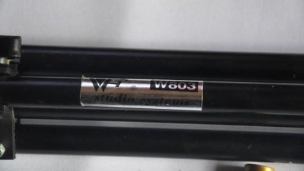 Штатив Weifeng W803 black (72-230см).Стойка для установки студийных или накамерн. Кривой Рог, Днепропетровская область. фото 3