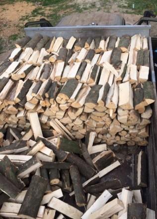 Доставим вам дрова граб, дуб, или акацию, рубаные в укладку (уложенные как на фо. Обухов, Киевская область. фото 3