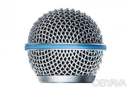 Сетка (головка, гриль, решетка) для микрофонов Shure Beta58a  Отправка новой п. Киев, Киевская область. фото 1