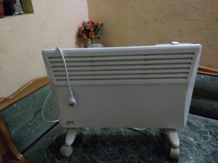 Купить электрический обогреватель конвектор COOPER&HUNTER CH-1500 MC. Кропивницкий. фото 1