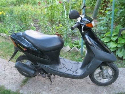Продам скутер Suzuki lets 2. Прилуки. фото 1