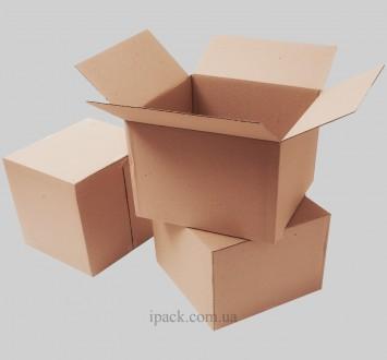 Картонные коробки, Гофроящики под заказ, АЙПАК, Киев.. Киев. фото 1