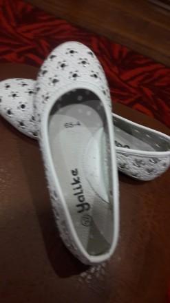 Туфли для девочки. Широкое. фото 1