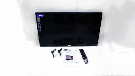LCD LED Телевизор JPE 32 дюймов HD экран T2, USB, HDMI, VGA - Гарантия 1год!. Чернигов. фото 1