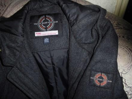 Куртка на мальчика демисезонная фирма Vintage. Киев. фото 1