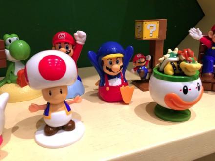 Супер Марио - Super Mario Макдональдс. Большая коллекция из 13 штук.. Запорожье. фото 1