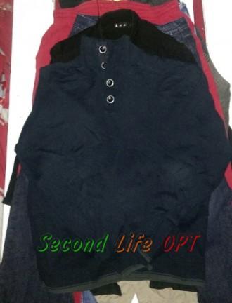 ᐈ Секонд-хенд одяг осінь зима мікс одежда осень зима микс Second ... f8b07a63ad225