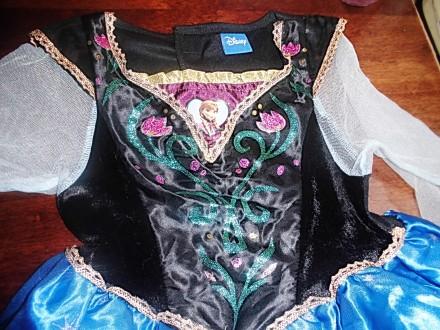 нарядное платье Эльза Анна. Киев. фото 1