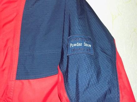 Отличная куртка от итальянского бренда Samas на мембране Gore-tex. -не промокае. Троицкое, Луганская область. фото 8