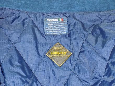 Отличная куртка от итальянского бренда Samas на мембране Gore-tex. -не промокае. Троицкое, Луганская область. фото 5