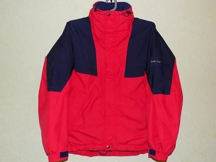 Отличная куртка от итальянского бренда Samas на мембране Gore-tex. -не промокае. Троицкое, Луганская область. фото 2