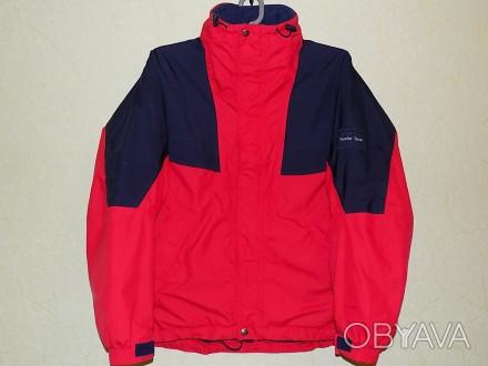Отличная куртка от итальянского бренда Samas на мембране Gore-tex. -не промокае. Троицкое, Луганская область. фото 1