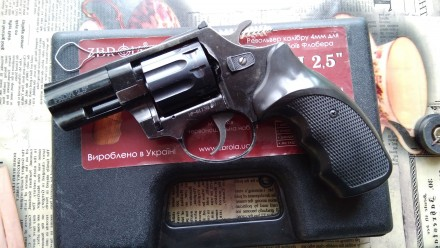 Револьвер PROFI 2,5. Ровно. фото 1