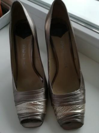 Туфли кожаные. Мариуполь. фото 1