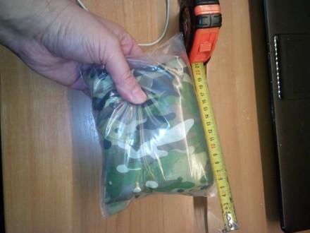 Легкий, компактный ветростойкий походный гамак. Вес полотна 270г, полный компле. Кривой Рог, Днепропетровская область. фото 6