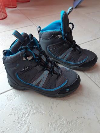 детские ботиночки английской фирмы Gelert, размер 26.5. Киев. фото 1