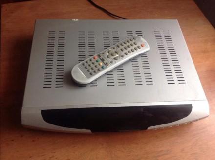 Спутниковый ресивер тюнер Openbox CI-7200PVR. Белогорье. фото 1