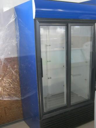 Холодильные шкафы витрины б.у под напитки, недорого. Есть выбор!. Березно. фото 1
