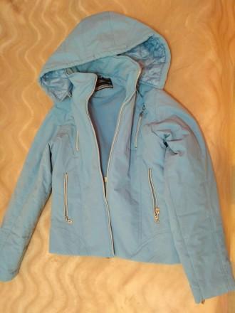 Продам женскую куртку в идеальном состоянии. Кропивницкий. фото 1