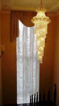 Пропонуємо дизайн та пошиття французьких штор. Дизайн французьких штор передбач. Киев, Киевская область. фото 3