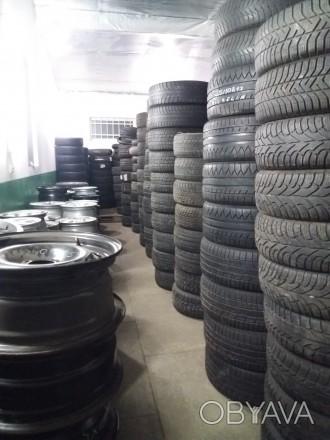 розпродаж шин провідних фірм Michelin fulda Nokian Brigestone Goodyear Pirelli т. Львов, Львовская область. фото 1
