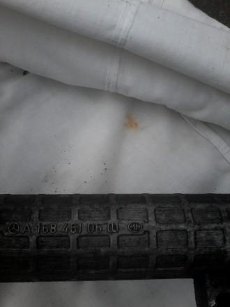 Рулева рейка Mersedes bens A klass W168  A16846110601. Киев. фото 1