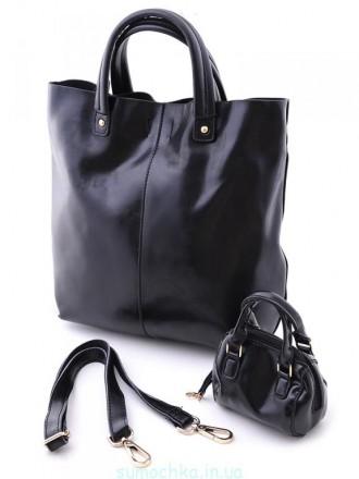 Женская кожаная сумка. Киево-Святошинский. фото 1
