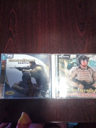 Продам игры Counter Strike. Киев. фото 1