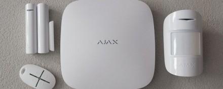 Ajax StarteKit — стартовый комплект беспроводной системы безопасности Ajax. В на. Киев, Киевская область. фото 2