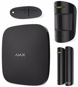 Ajax StarteKit — стартовый комплект беспроводной системы безопасности Ajax. В на. Киев, Киевская область. фото 3