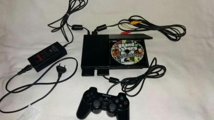 Продам Sony PlayStation 2. Киев. фото 1