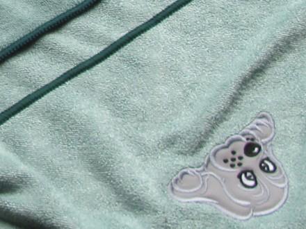 рушник з капюшоном для дитини (bet towel). Львов. фото 1