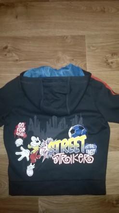 Детская утепленная кофта Adidas. Одесса. фото 1