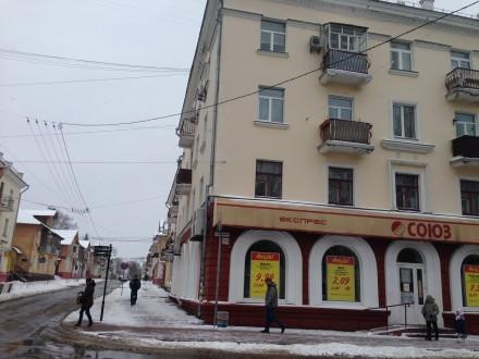 2-х комнатная сталинка в центре. Чернигов. фото 1