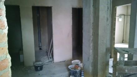 Квартира в новобудові стяжка-штукатурка,лоджія,гардеробна,круглий зал,вікна-фірм. 33 микрорайон, Луцк, Волынская область. фото 12
