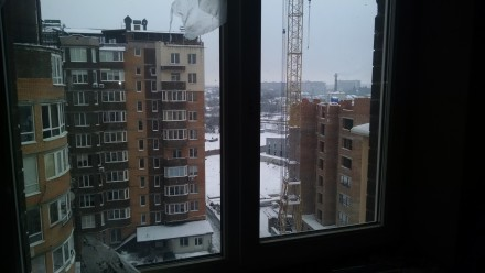 Квартира в новобудові стяжка-штукатурка,лоджія,гардеробна,круглий зал,вікна-фірм. 33 микрорайон, Луцк, Волынская область. фото 5