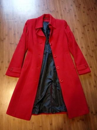 Пальто шерстяное классическое. Киев. фото 1