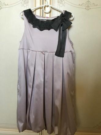 Красивое платье для девочки 134-140  рост. Харьков. фото 1