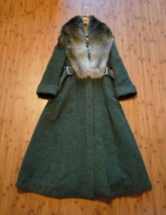 Пальто зимнее из ламы. Киев. фото 1