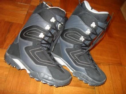Cноуборд ботинки ESCAPE ( Италия ), 41-42 размер ( 26,5-27 см ). Киев. фото 1