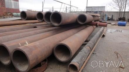 Нужны лежалые или б/у трубы диаметрами 194, 203 и 219 мм с толщиной стенки от 20. Кривой Рог, Днепропетровская область. фото 1