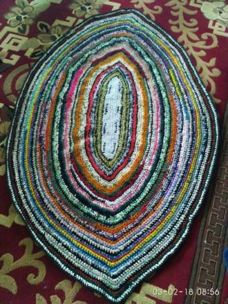 Продам коврик ручной работы. Нежин. фото 1