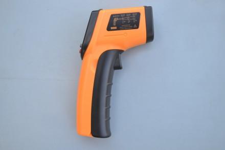 GM320 бесконтактный ИК лазерный цифровой термометр от -50 до 380 градусов. Каменец-Подольский. фото 1