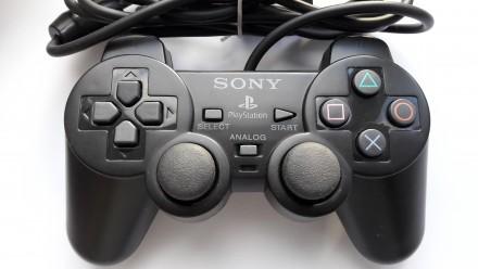 SONY PS2 Original Контроллер новый з Німеччини. Днепр. фото 1