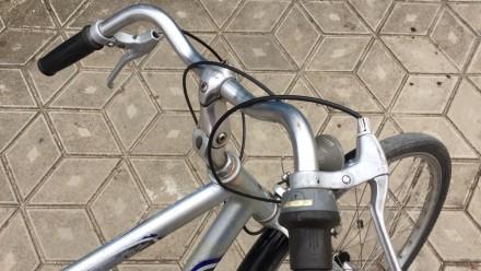 Алюминиевый велосипед Pegasus. Геническ. фото 1