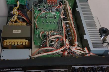 Denon DN-A850 Made in Japan.  Все работает  Отличный Звук.. Черновцы, Черновицкая область. фото 4